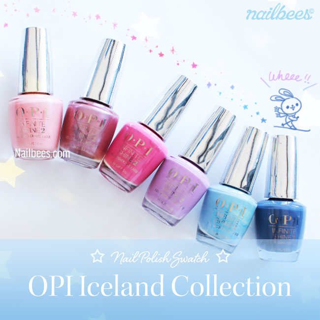 OPI LISBON COLLECTION